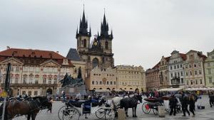 Исторические достопримечательности Чехии