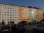 Спальный район Теплиц в Чехии- Просетице