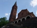 Фото костел св. Бартоломея в Теплице