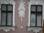 Различные виды украшений на домах