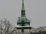 Костел на площади У Замка