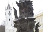 Площадь У Замка и памятник Великому Мору