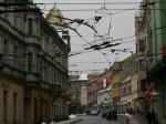 Бенешева площадь в центре Теплице