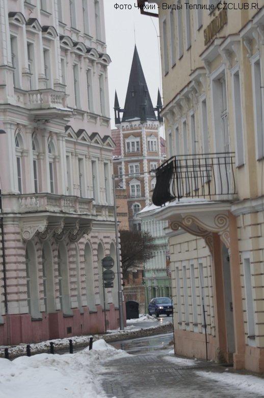 Фото Чехии, г. Теплице