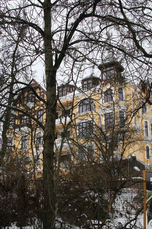 Снимок типичного чешского коттеджа