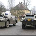 новости Чехии о взрывах на складе