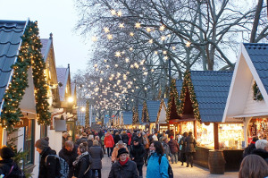Ярмарки на Рождество в Чехии