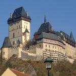 Иммиграция в чешскую историю -Карлштейн