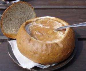блюда чешской кухни Кулайда