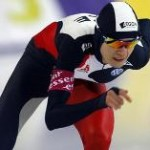 Лучшая спортсменка Чехии в конькобежном спорте