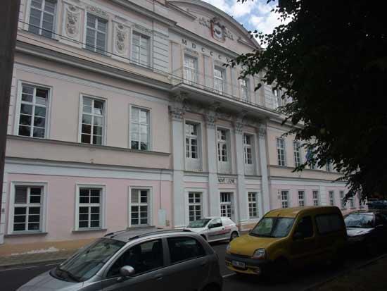 Фото Теплице Чехия, санаторий Новый