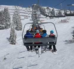 горные лыжи в Чехии