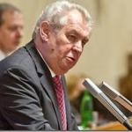 политика ЧР в разделе новости Чехии
